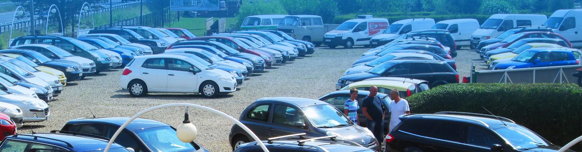 Wspaniały Autokomis Soloch - samochody używane sląsk, komis śląskie, Bielsko BT96